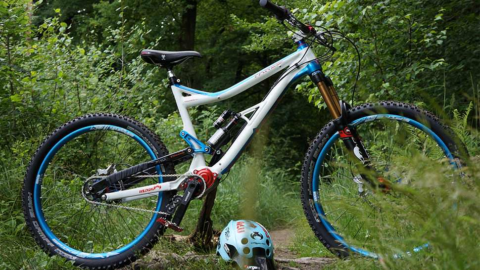 Bike-Tests - Fanes AM Pinion